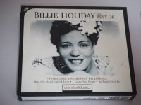 Billie Holiday - The Best of (Compilation) - 3 CDs
