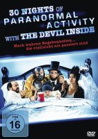 30 Nights of Paranormal Activity with the Devil Inside - DVD