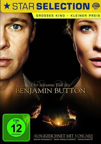 Der seltsame Fall des Benjamin Button - DVD
