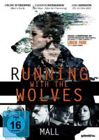 Running with the Wolves - DVD - NEU