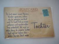 Kühlschrank Magnet - Postkarte - Tochter - Du bist...