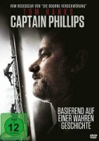 Captain Phillips - Tom Hanks - DVD