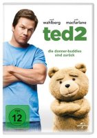 Ted 2 - Mark Wahlberg - DVD