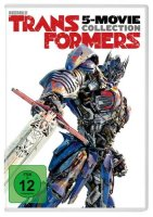 Transformers - 5 Movie Collection - 5 DVDs