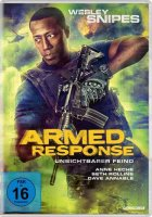 Armed Response - Unsichtbarer Feind - Wesley Snipes, Anne...