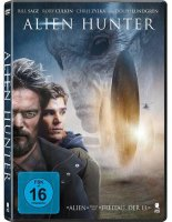 Alien Hunter - Bill Sage, Rory Culkin, Dolph Lundgren - DVD