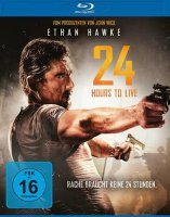 24 Hours to Live - Ethan Hawke - Blu-ray