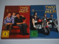 Two and a half men - Stafel 1 + 2 im Set - DVD