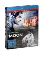 Duncan Jones Edition - Source Code / Moon - Steelbook -...