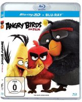 Angry Birds - Der Film - 2D + 3D Blu-ray