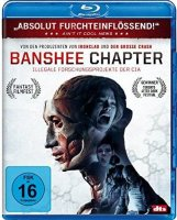 Banshee Chapter - Illegale Experimente der CIA - Blu-ray