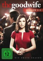 The Good Wife - Season 1.1 - 3 DVDs