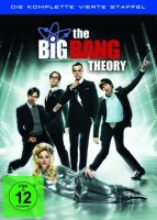 The Big Bang Theory - Die komplette vierte Staffel - 3 DVDs