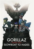 Gorillaz - Phase Two: Slowboat to Hades - 2 DVDs