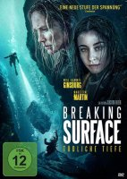 Breaking Surface - Tödliche Tiefe - DVD