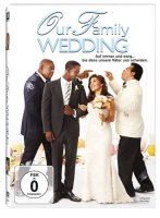 Our Family Wedding - Forest Whitaker - DVD