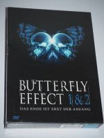 Butterfly Effect 1 & 2 - Box - 2 DVDs