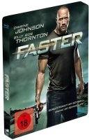 Faster - Limited Steelbook Edition - Blu-ray