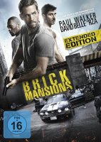Brick Mansions - Paul Walker - DVD