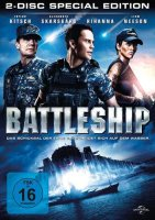 Battleship - Special Edition - 2 DVDs