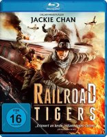 Railroad Tigers - Jackie Chan - Blu-ray