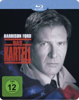 Das Kartell - Harrison Ford - Steelbook - Blu-ray