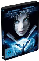 Underworld Evolution - Limited Steelbook Edition - Blu-ray