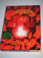 Anthrax - Chile on Hell - 2 CDs + 1 DVD