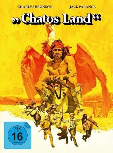 Chatos Land - Limited Collectors Edition - Mediabook - DVD + Blu-ray - NEU