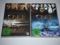 Once Upon a Time - Staffel 1 + 2 im Set - DVD