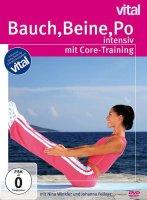Bauch, Beine, Po - Intensiv mit Core-Training - DVD