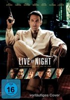 Live by Night - Ben Affleck, Elle Fanning - DVD