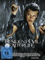 Resident Evil 4 - Afterlife - Limited Steelbook Edition -...