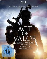 Act of Valor - Steelbook - Blu-ray