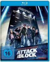 Attack the Block - Nick Frost - Blu-ray