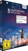5 Centimeters Per Second - Deluxe Edition - 2 DVDs