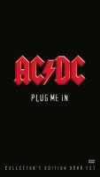 AC/DC - Plug Me In - Deluxe Edition - 3 DVDs
