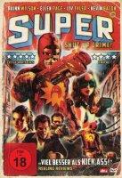 Super - Shut Up, Crime! - DVD