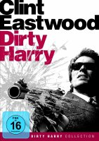 Dirty Harry - Clint Eastwood - DVD