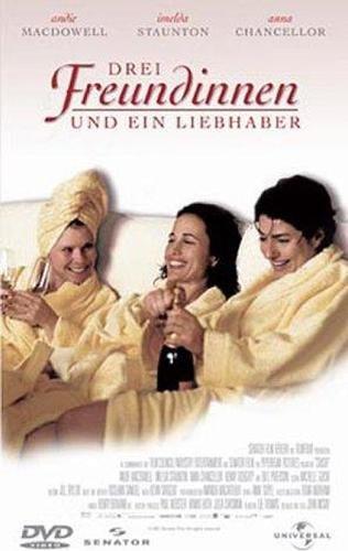 Drei Freundinnen und ein Liebhaber - DVD