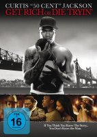 Get Rich or Die Tryin - Curits Jackson (50 Cent) - DVD