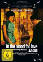 In the Mood for Love -  2 DVDs