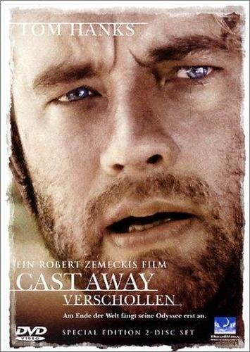 Cast Away - Verschollen - 2 DVDs