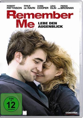 Remember Me - Lebe den Augenblick - Robert Pattinson - DVD