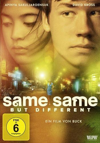 Same Same But Different - DVD