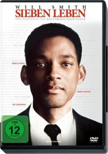 Sieben Leben - Will Smith - DVD
