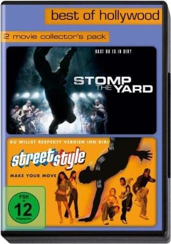 Stomp The Yard + Street Style - 2 DVDs