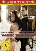 Walk the Line - Joaquin Phoenix, Reese Witherspoon - DVD