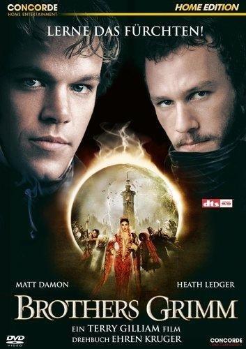 Brothers Grimm - Matt Damon, Heath Ledger - DVD