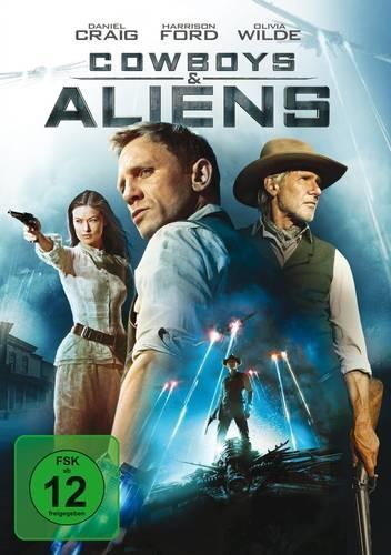 Cowboys & Aliens - DVD